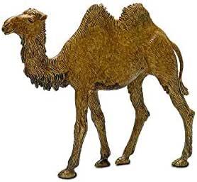 Animali Cammello in Piedi Landi Moranduzzo CM 3,5 Pastori Presepe
