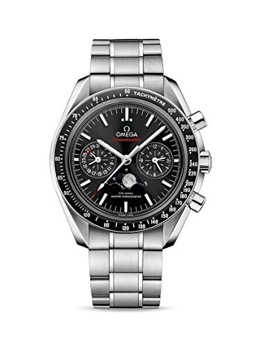 Omega Speedmaster Moonwatch Omega Co-Axial Master Chronometer Moonphase Chronograph 44,25 mm 304.30.44.52.01.001