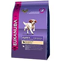 EUKANUBA Puppy Cordero y Arroz - 12 kg