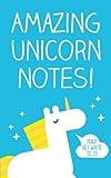 Amazing Unicorn Notes!