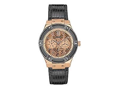 Guess para mujer-reloj cronógrafo de cuarzo cuero W0289L4 de Guess