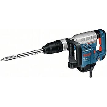 Bosch Professional GSH 5 CE Martello Demolitore con Attacco SDS-max, 1150 W, 8.3 J, 6.3 kg, Blu