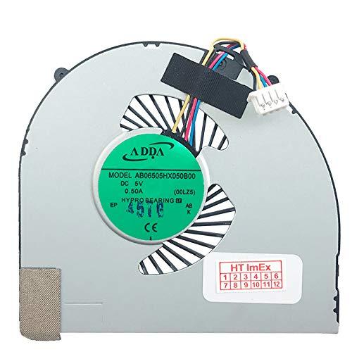 Lüfter Kühler Fan Cooler kompatibel für Lenovo IdeaPad U330P (59409255), U330P (20267), IdeaPad Touch U330 (59393202), U330 (59399811), IdeaPad U330P (59397073), U330 (2267), U330P (80B0)