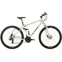 KS Cycling Fahrrad Mountaibike, Weiß, 29, 363M