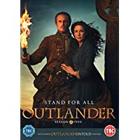 Outlander - Season 5 {DVD]