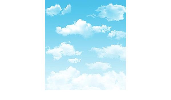 Blau Himmel Und Weiß Wolken Hintergründe Hochwertigen Kamera