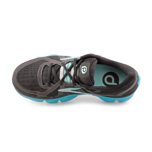 Brooks Damen Laufschuhe Pure Flow 120101 schwarz/blau ...