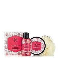 The Body Shop Japanese Cherry Blossom Strawberry Kiss Treats