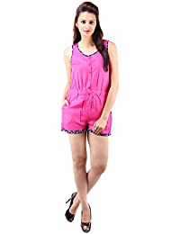 8d2f0861b76 Amazon.in  Pinks - Jumpsuits   Dresses   Jumpsuits  Clothing ...