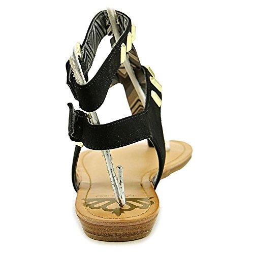 Fergalicious Sneak Synthetik Gladiator Sandale Black