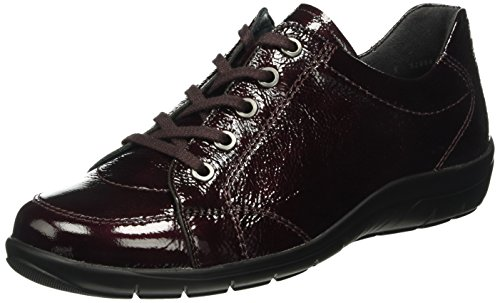 Semler Michelle, Brogues Femme Rouge - Rot (068 cassis)