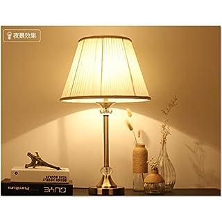 longmen Europäischen stil tischlampe Amerikanischen schlafzimmer nachttischlampe wohnzimmer wärmen Garten modernen minimalistischen hochzeitsgeschenk Chinesische dimmungslampe