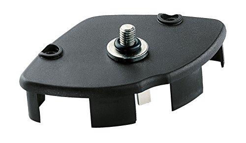 K&M 18852 schwarz Adapter für Spider (Spider Baby)