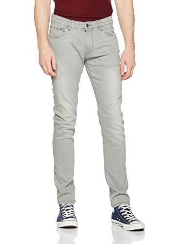 Celio FOSLEY25, Jeans Slim Uomo, Grigio, W30