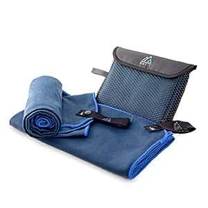 mnt10 mikrofaser handtuch mit tasche i leicht kompakt. Black Bedroom Furniture Sets. Home Design Ideas