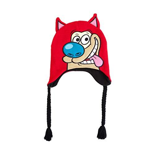 The Ren & Stimpy Show Stimpy Big Face Peruvian Hat