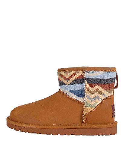 ugg-w-classic-mini-pendleton-chestnut-boots-stivaletti-marroni-in-pelle-con-greche