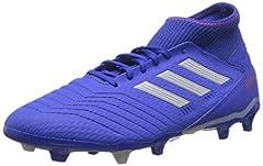 Idea Regalo - adidas Predator 19.3 Fg, Scarpe da Calcio Uomo, Multicolore (Multicolor 000), 42 EU