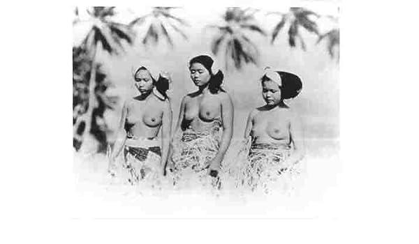 topless-suedsee-maedchen-mit-dem