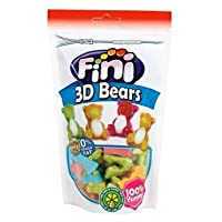 Fini Clear 3D Bears Doy Pack, 180g