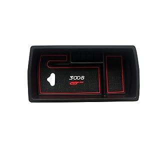 für 3008 2017 2018 Access Active Allure GT Interieur mittelkonsole Armlehne Kiste 1 Stück Kunststoff