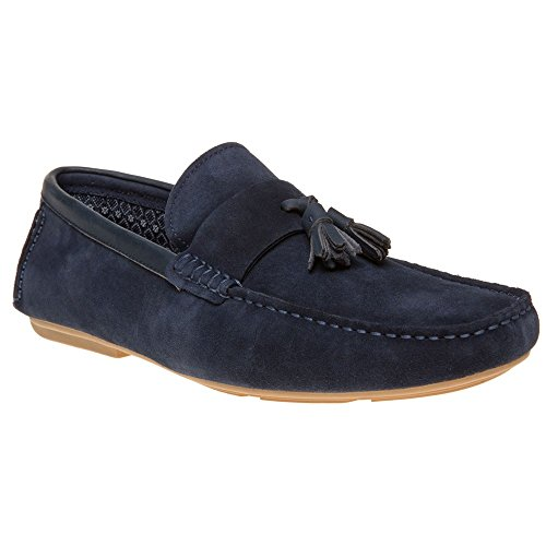 Sole Miles Herren Schuhe Blau Blau