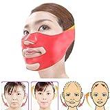 Beauty 3D Silikon Face Lift Masken Abnehmen Gesichts Hals Schönheit Verband Gürtel Cheek Chin Gesichts Schlank Bis Gürtel LadyBeauty