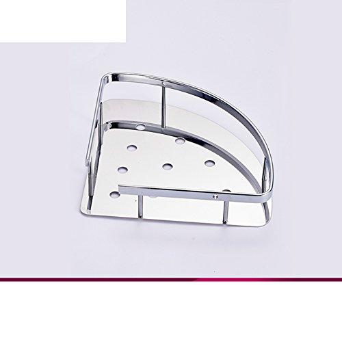 Sanitari in acciaio inox triangolare cestino/[Scaffale da bagno]/Cestini di immagazzinaggio