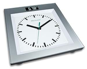 Vitadock de Medisana Pèse-personne avec horloge intégrée