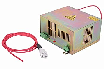 Hpcutter 40w Laser Power Supply For Co2 Laser Device Pwm Circuitry Engraver Engraving Machine Ac220v 6