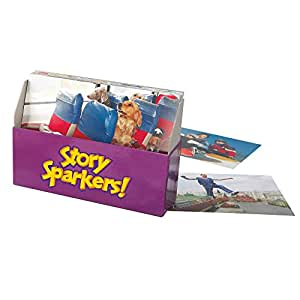 Learning Resources Story Sparkers! - Ideas Library for Writing & Discussion