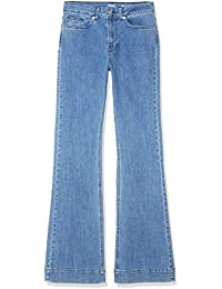 find. High Rise_amz090103 - Flared Jeans - Femme