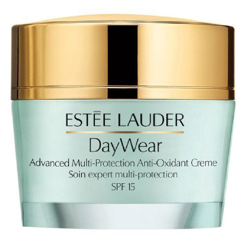 Newest Edition! Estee Lauder Daywear Advanced Multi-protection Anti-oxidant Creme SPF 15 (Normal/combination) 1.7 Oz/ 50 Ml by Estee Lauder (English Manual)