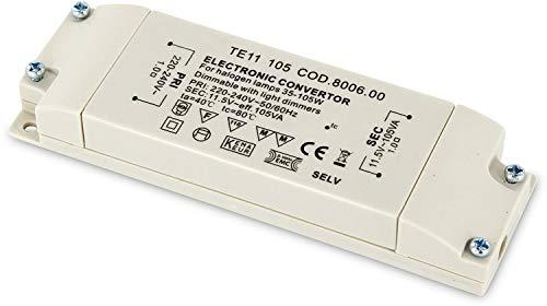 Transformateur pour ampoules halogènes - 230 V / 12 V - 35 W / 105 W