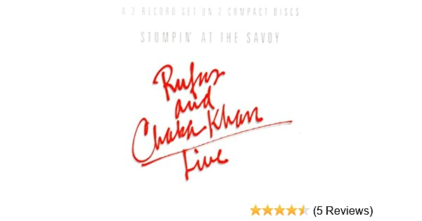 Live/Stompin - Rufus and Chaka Khan: Amazon.de: Musik