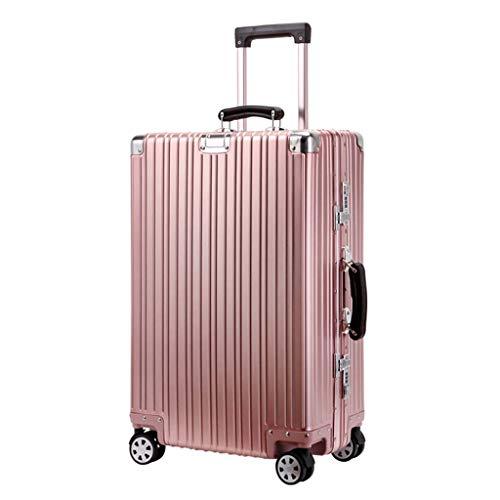 bb2d7a0a6 CLOUD Valigia da viaggio, maschio e femmina in lega leggera di alluminio  Air Carrier Trolley