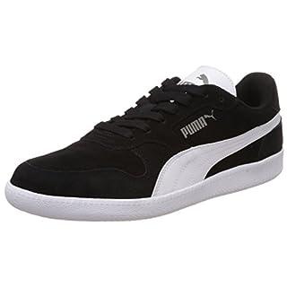 Puma Unisex-Erwachsene Icra Trainer SD Sneaker, Schwarz (Black-White 16), 46 EU