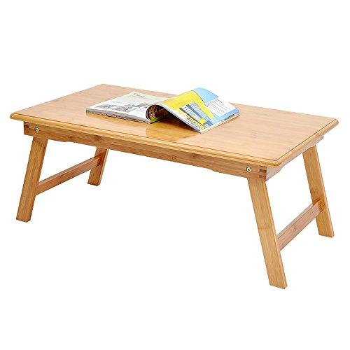 GYH zhuozi LJHA Bureau d'ordinateur Se Pliant/Petit Bureau de Livre/Table Se Pliante de Salle à Manger/Table multifonctionnelle à la Maison Table (Taille : 80 * 50 * 33.5CM)