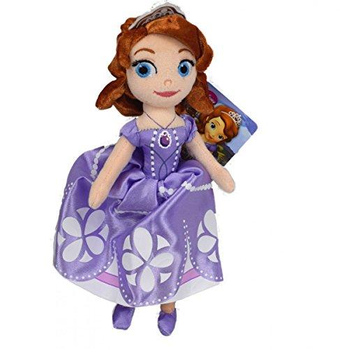 Disney Sofia Prinzessin Plüschfigur Plüsch Kuscheltier Puppe Stofftier Teddy