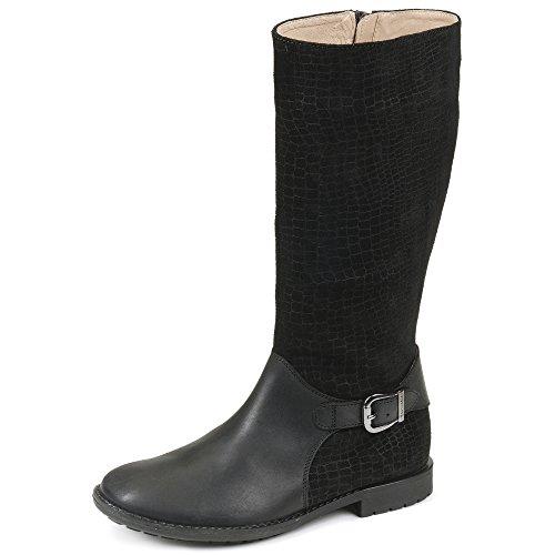 Bottes noir fille Garvalin 151676A Noir