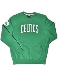 New Era NBA BOSTON CELTICS Team Apparel Crew Sweatshirt, Größe:S