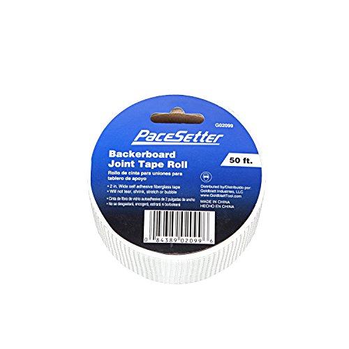 Goldblatt Tool Company g020992Zoll x 50-foot Fiberglas Mesh Tape Rolle -