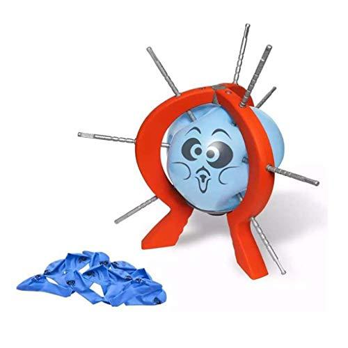 Hotaluyt Regalo cumpleaños plástico Tabla Boom Balloon