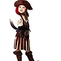 L - Costume di Carnevale da Piratessa