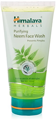 Purifying Neem Face Wash - Himalaya - (150 ml)