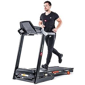 Hop-Sport Laufband HS-1402 elektrisch 2,5 PS, klappbar, 15 Trainingsprogramme, LCD-Display, bis 150 kg