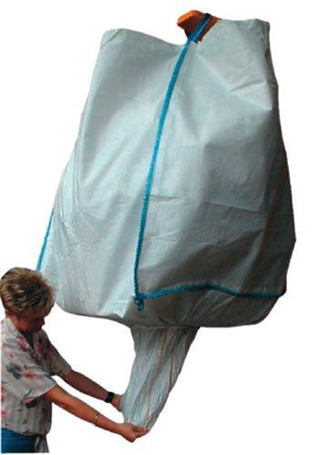 Berger & Schröter 50098 - Big Bag, sacca 90 x 90 x 120 cm, 1000 kg