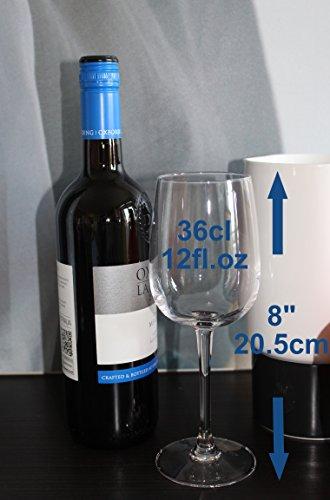 Dreamair Weinglas Ich Liebe Dich