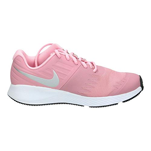 promo code 20247 326f1 Nike Star Runner (GS), Zapatillas de Running para Mujer, (Elemental Metallic