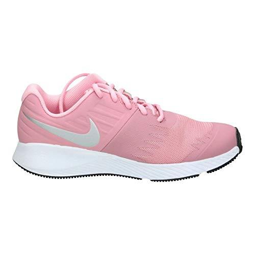 promo code 552ef 44675 Nike Star Runner (GS), Zapatillas de Running para Mujer, (Elemental Metallic